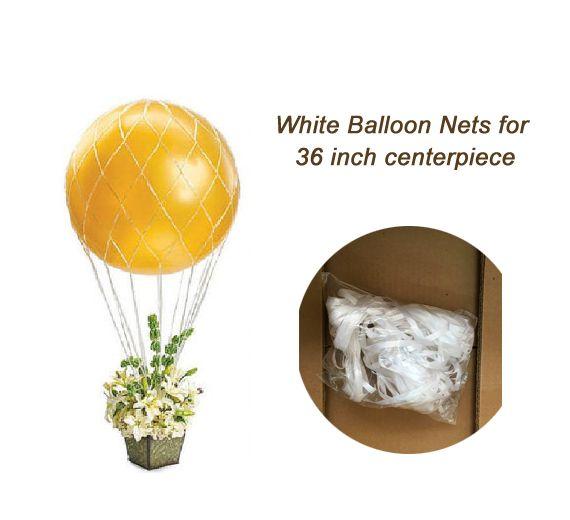 Balloon Centerpiece Net : Best hot air balloon ideas images on pinterest