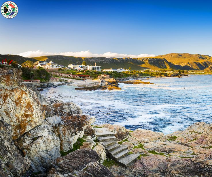 Hermanus, Western Cape  |  Hermanus, is a town on the southern coast of the Western Cape province of South Africa.   |  Call Us Now: 0203 515 0804   |  #travel #southafrica #westerncape #hermanus #town #whalewatching #airafrica