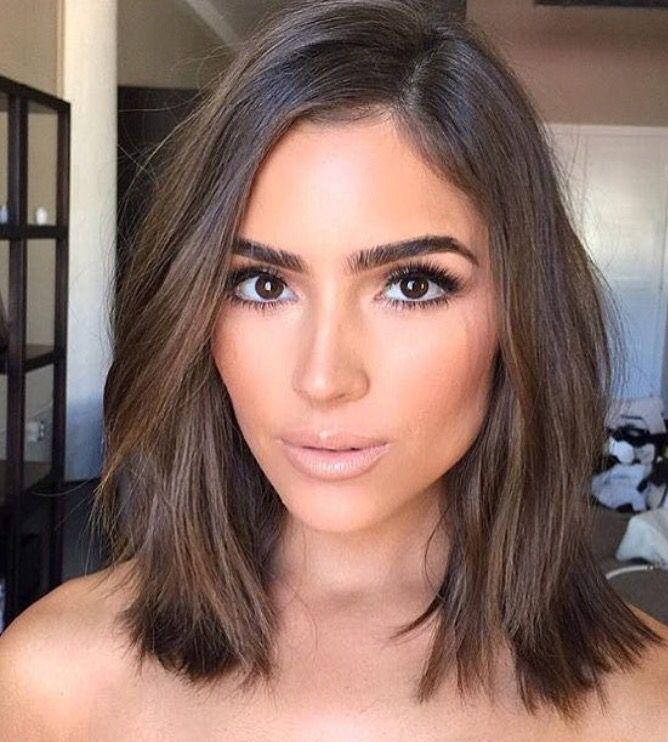 Olivia culpo short hair