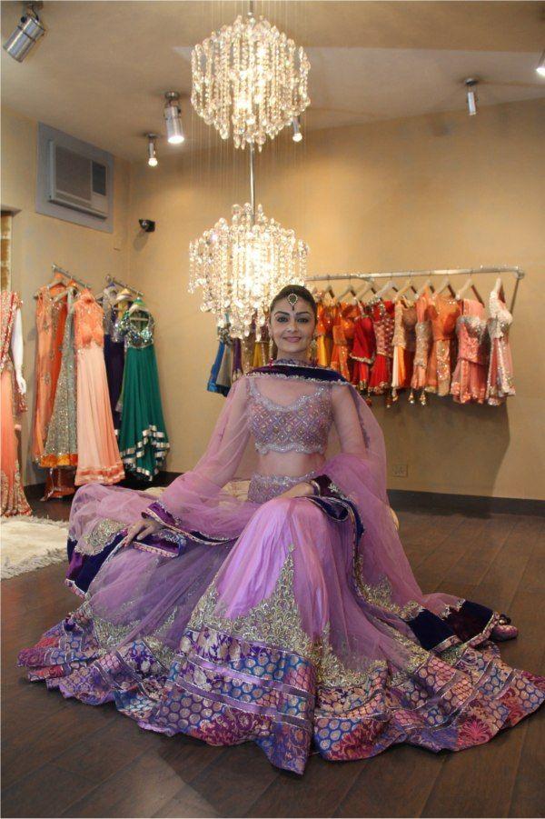 myShaadi.in > Indian Bridal Wear by Pam Mehta