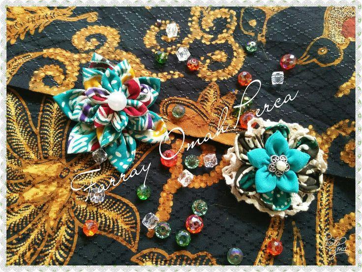 Jasmine batik SELAMAT HARI BATIK for INDONESIA