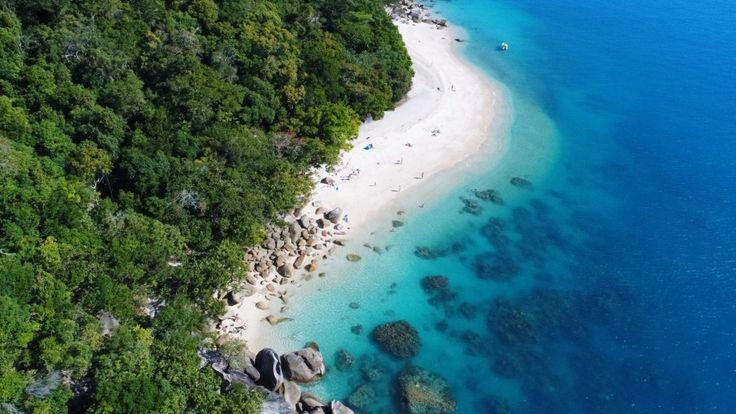 Former nude beach named Australia's best