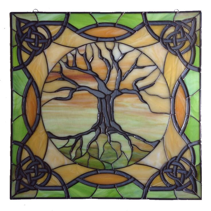 25+ best ideas about Celtic stained glass on Pinterest ...