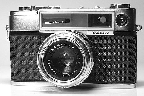 minister d camera | yashica