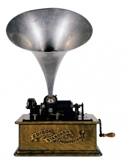 Thomas Edison Invented The Phonograph In 1877 This Changed Way Everyone Listened To Music