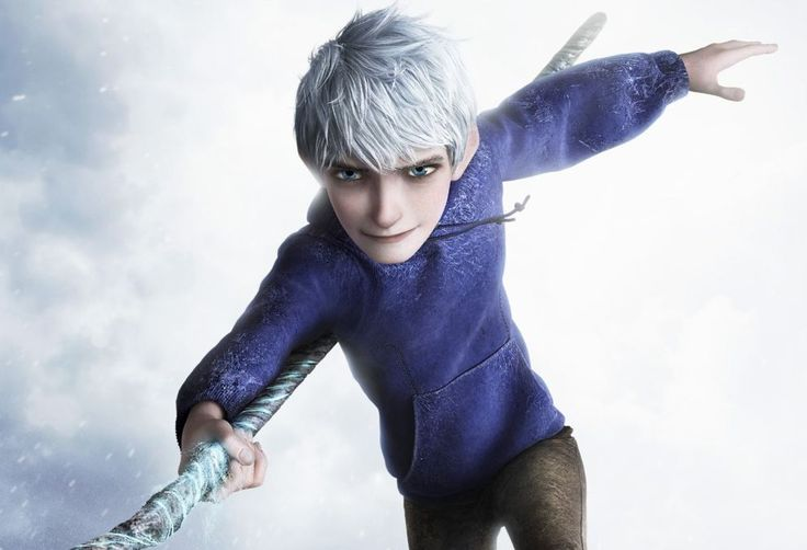 From the Guardians Jack Frost | Rise of the Guardians Jack Frost