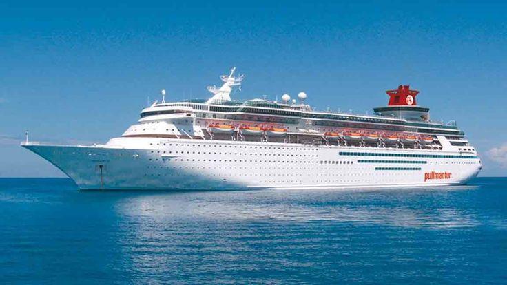 Panamá entre los principales homeport de Pullmantur Cruceros en el Caribe #cruceroscaribe