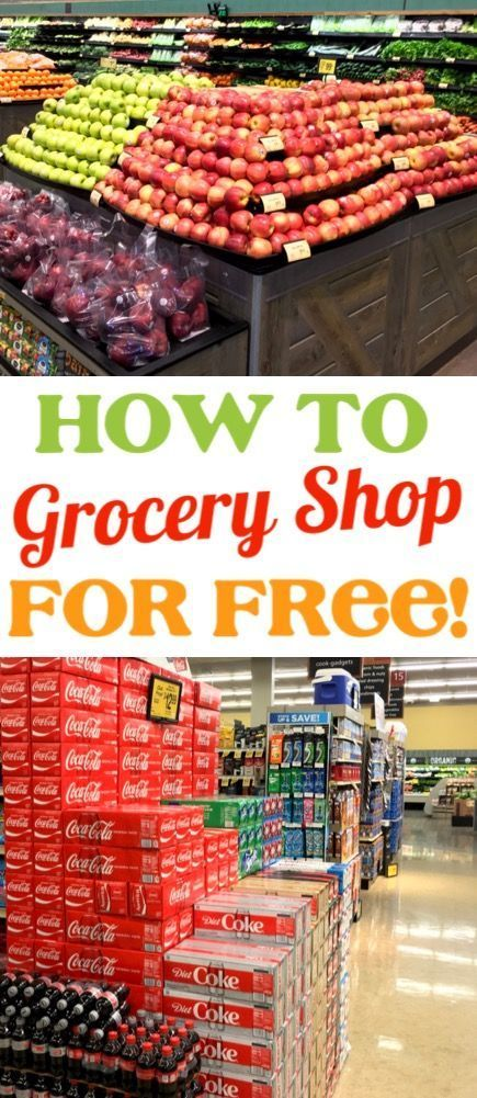 Grocery Shopping on a Budget Tips! How to Grocery Shop for Free with - simple budget
