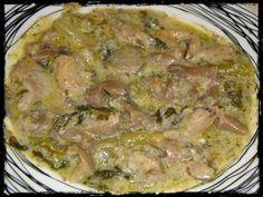 Olga's cuisine...και καλή σας όρεξη!!!: Μανιτάρια φρικασέ