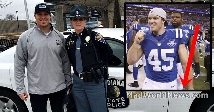 White NFL Star Sends Black Lives Matter Thugs Blunt Message On The Field