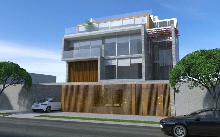 Proximamente proyecto Almira en San Isidro, Lima Perú.