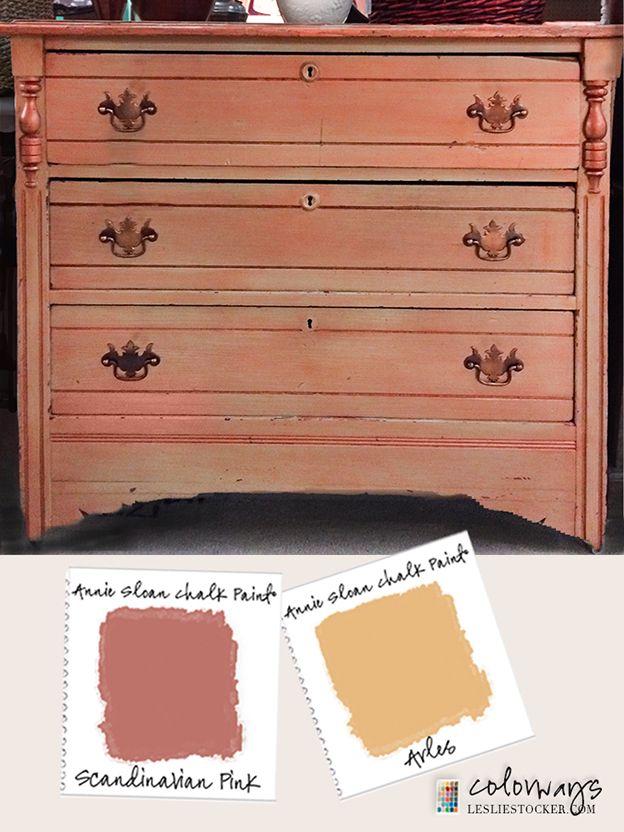 Colorways with Leslie Stocker » Scandinavian Pink Over Arles