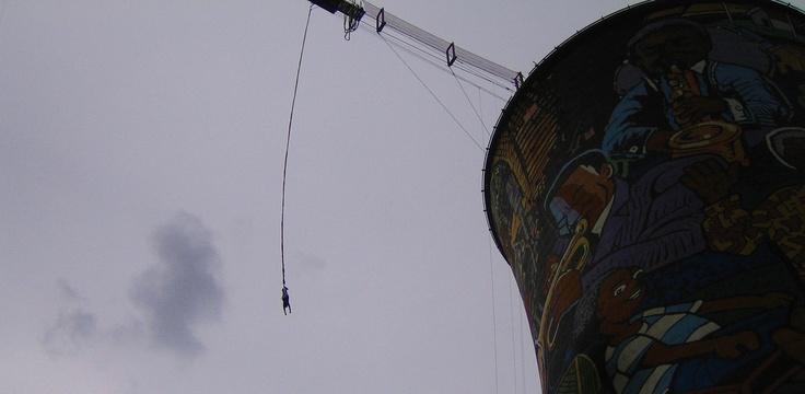 Things To Do in Johannesburg – Orlando Towers. Hg2Johannesburg.com.