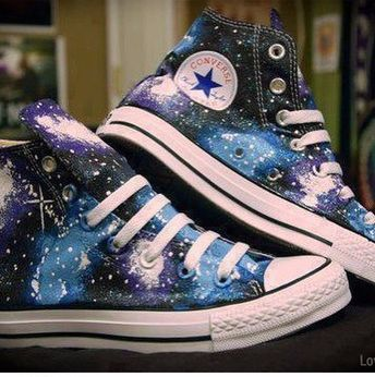 Galaxy converse