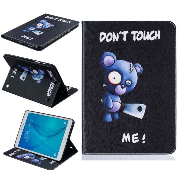 Fashion PU leather case for samsung galaxy tab A 8.0 T350 T355 SM-T355 8'' tablet cover case T350 folio stand case  Funda coque #shoes, #jewelry, #women, #men, #hats