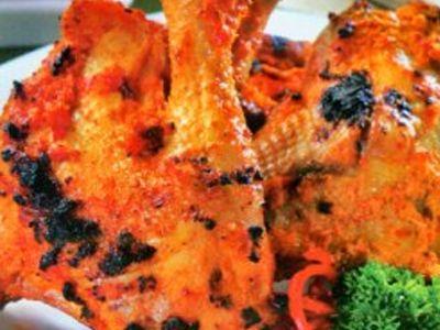 Ayam Bakar Padang (Chicken Grill Padang Style)