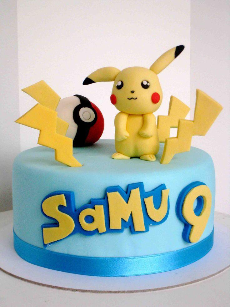 Pokemon cake Más