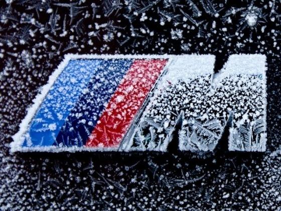 Frosty /// M BMW Logo - Badge - Emblem
