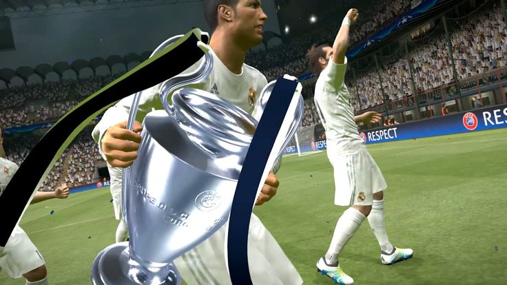 PES 2016 - UEFA Champions League Final - Real Madrid vs Atletico Madrid - http://tickets.fifanz2015.com/pes-2016-uefa-champions-league-final-real-madrid-vs-atletico-madrid/ #UCLFinal