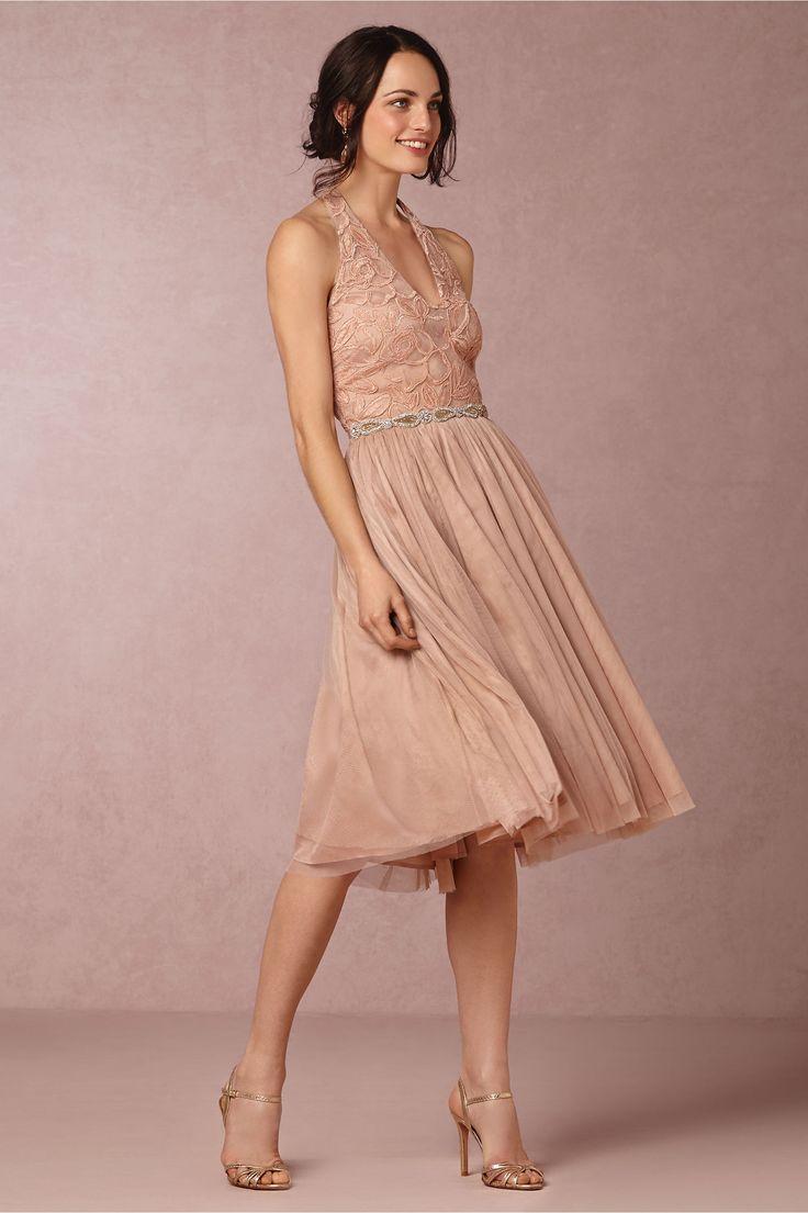 Tessa Dress from @BHLDN
