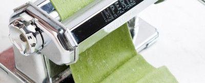 La sfoglia verde Sale&Pepe