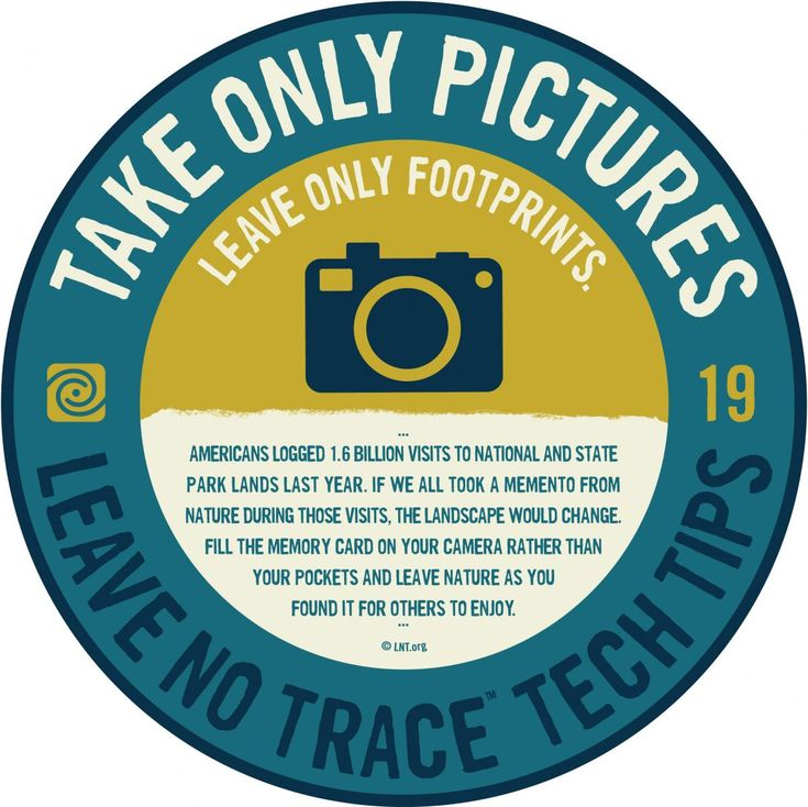 Leave No Trace Tech Tips | Leave No Trace
