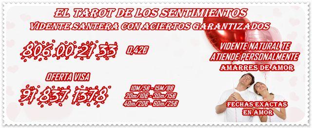 #tarot_económico_806 videncia barata 5€, tarot económico 806