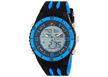 Reloj U.S. Polo Assn R11010 Análogo Digital - Deportivo Hombres $155.000