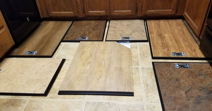 Home Improvements ~ Surprise Flooring. Time for another flooring installation.