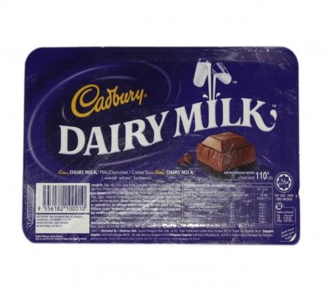 Cadbury Dairy Milk Chocolate Mini 110g at Rs.220