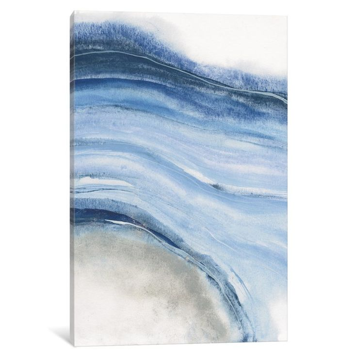 Inspired by the style of the seas, this eye-catching canvas print makes a must-have accent to any entryway ensemble. Simply set it above a weathered brown wood console table for a touch of contrast, then continue on with the rustic elegance by rolling out a fringe-trimmed rug on the floor below and using overflowing potted ferns to decorate all around the room. Made in the USA, it is printed on 100% cotton canvas wrapped around a pine wood bar frame for gallery-worthy grace. No matter where…
