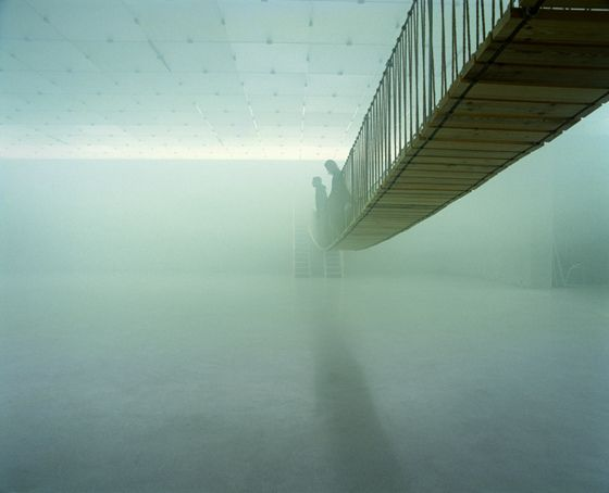 The Meditated Motion - Olafur Eliasson
