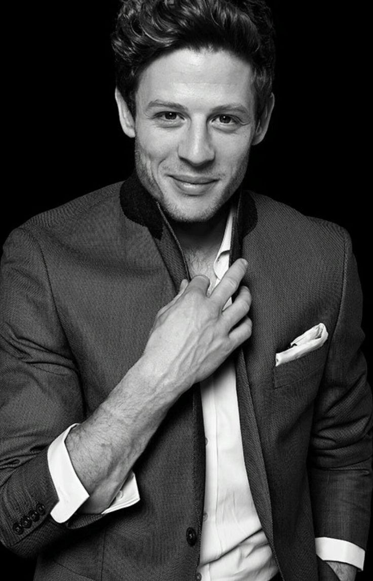James Norton photographed by Aline & Jacqueline... - James Norton Is the Best