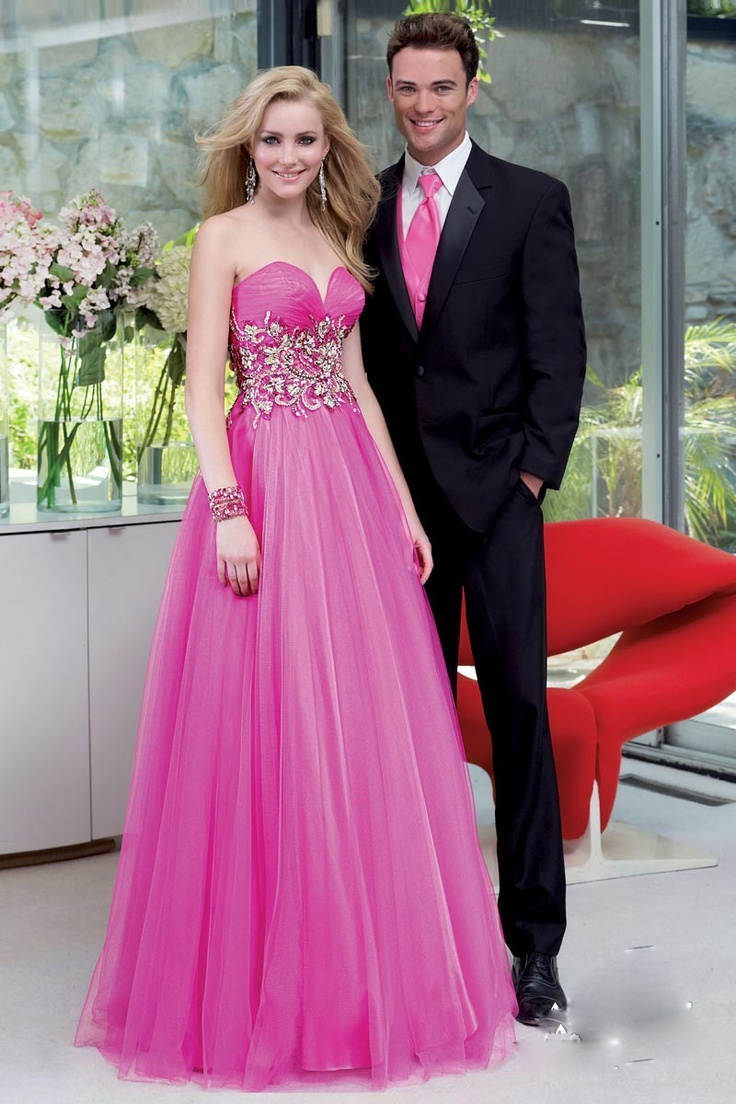 Pink Prom Dresses and Suits_Prom Dresses_dressesss
