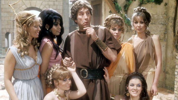 Frankie Howerd - Up Pompeii BBC - 1969-70