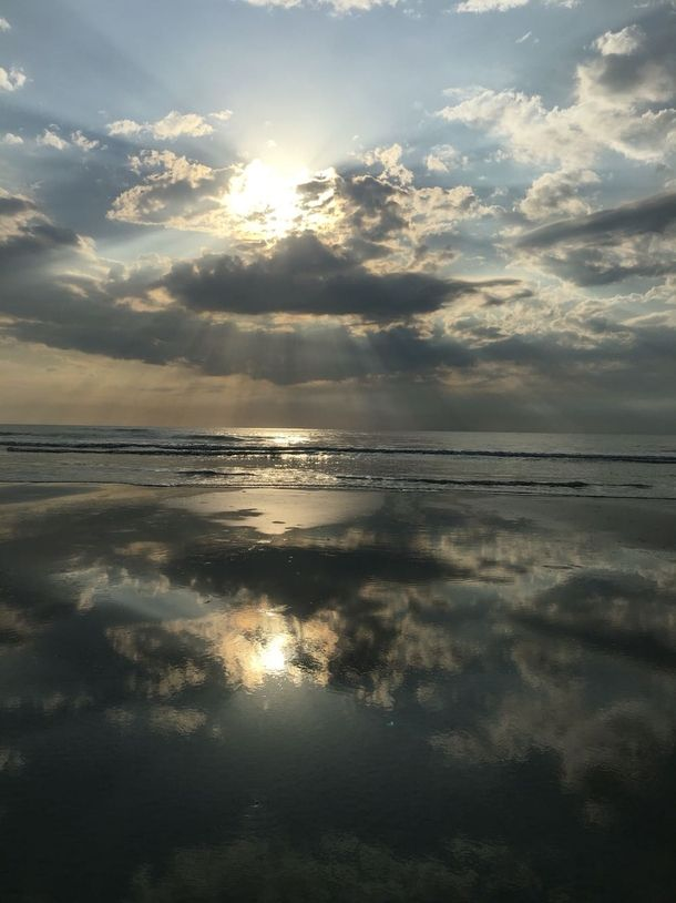 Image result for saint augustine beach morning