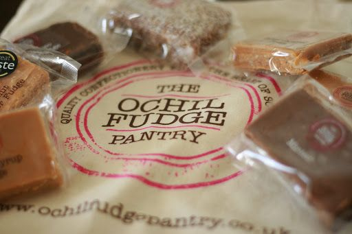 Pam Gilmour aka @GlasgowFoodGeek write up on our wee fudge company.... great blogger, fab blogs!