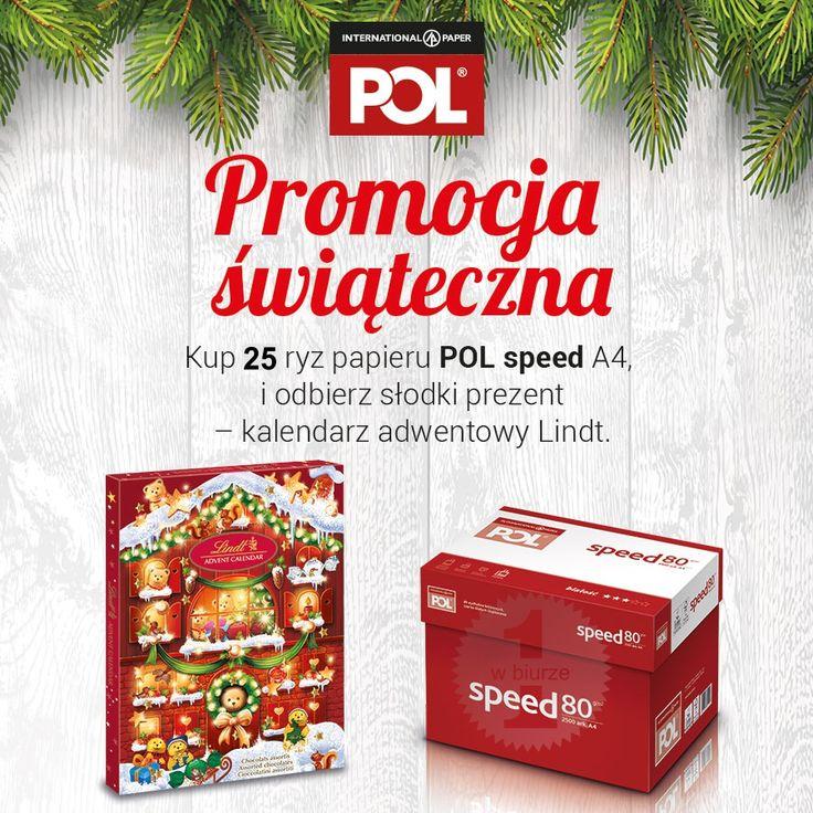 Słodka promocja na papier ksero POL Kup min. 25 ryz papieru ksero Polssped i odbierz słodki upominek . http://azbiuro.pl/pl/promocje/az_POL_11_2016 Promocja trwa do wyczerpania gratisów .  #Azbiuro #AzbiuroPOL