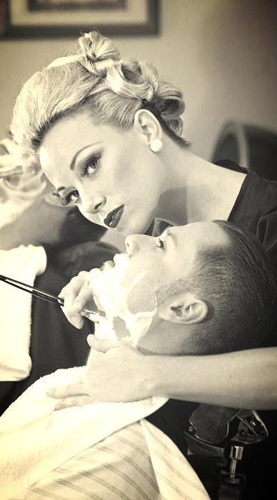 prix rasage à l'ancienne barbier barbershop moustache Bordeaux
