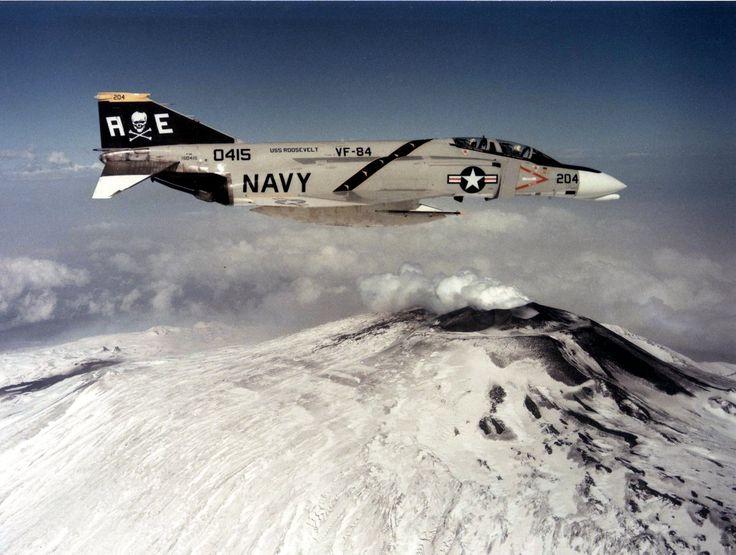 F-4 Phantom - Jolly Rogers