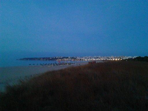 Lagos,Algarve Dawn today