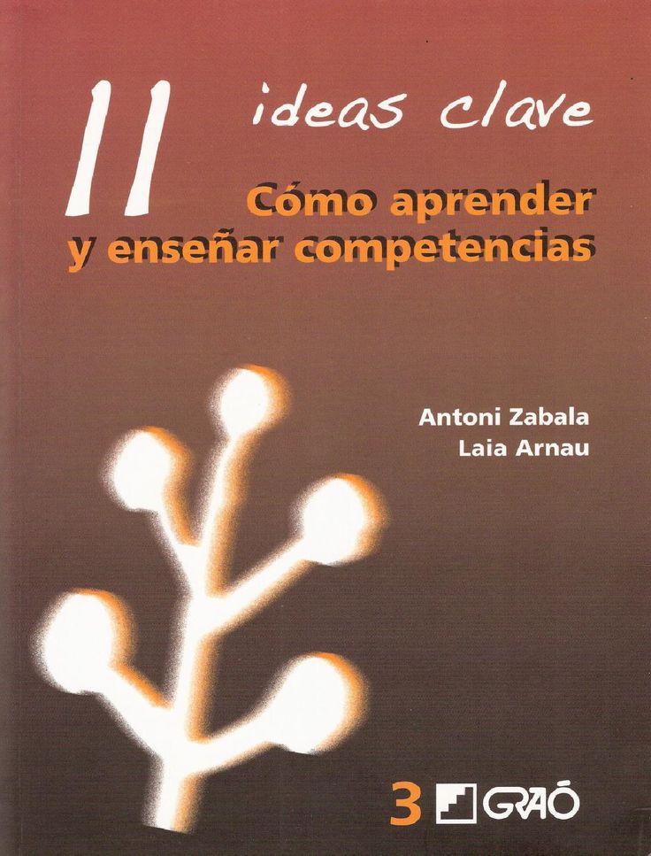 11 ideas clave cómo aprender y enseñar competencias