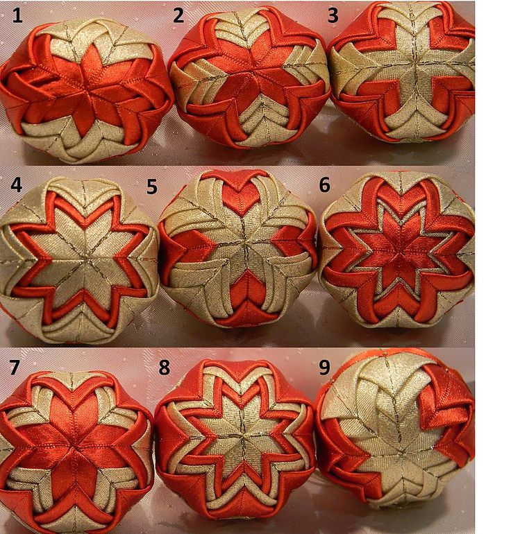 The 25+ best Quilted christmas ornaments ideas on Pinterest ...