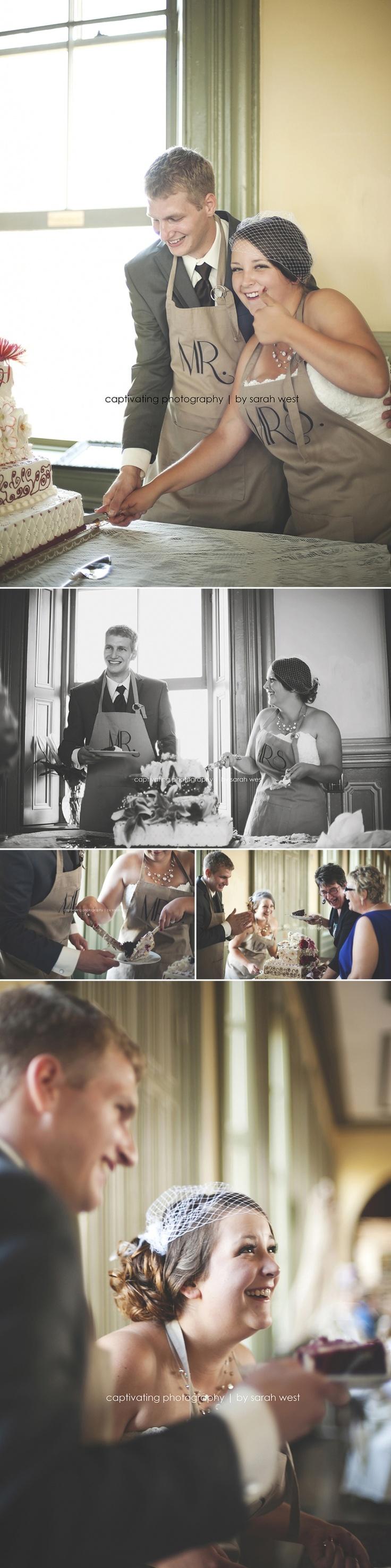 Beautiful, Vintage wedding at the St. Thomas train station {st. thomas ontario | Wedding photograper} » Captivating Photography by Sarah West