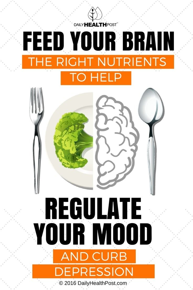 There_s a growing body of research that says that for people with depression, proper nutrition can provide a world of relief.