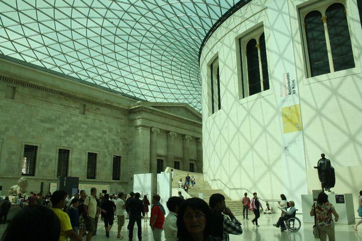 Das British Museum gehört dazu, wenn man mit Kindern in London ist.