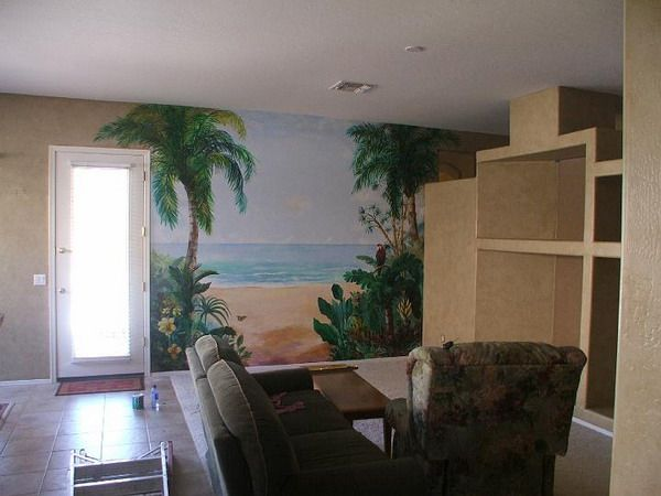 Modern Living Room Murals 60 best beautiful murals images on pinterest | wall murals, mural