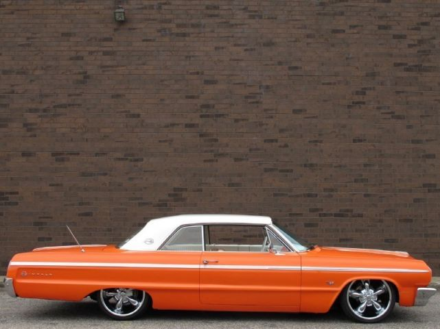 1964 Chevrolet Impala SS with Lots of Features  -http://mrimpalasuatoparts.com