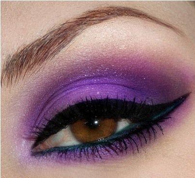 Tips For Best Purple Eyeshadow Looks