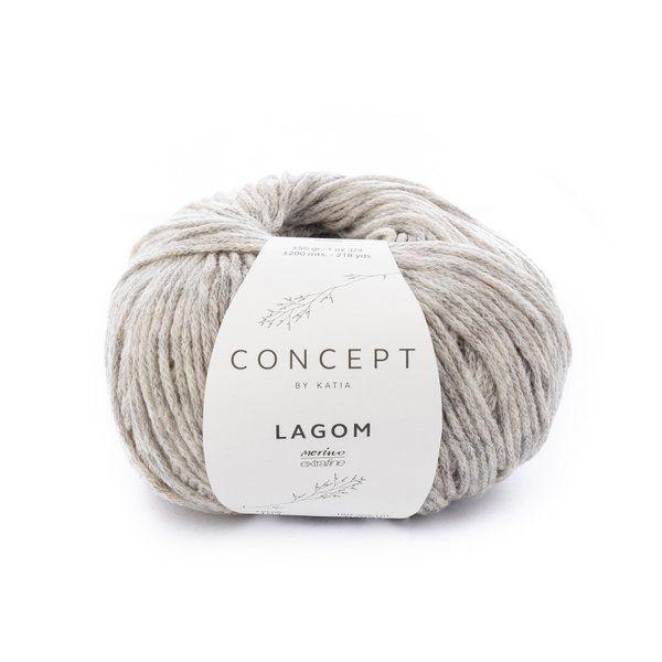 Wloczka Lagom Katia Concept Woolloop Concept Baby Shoes Yarn